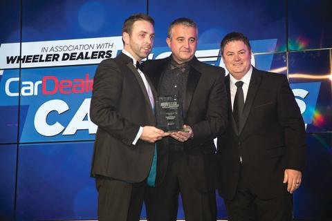 Used is news as Volkswagen triumphs in Car Dealer awards