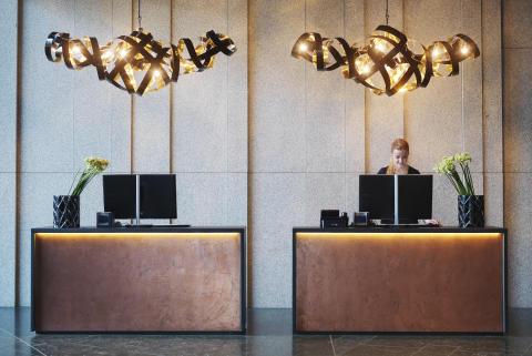 The Thief lobby