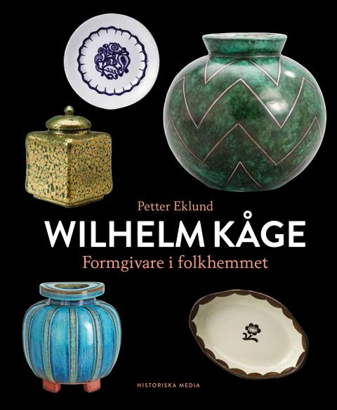 Modernt porträtt av Sveriges keramiske kung