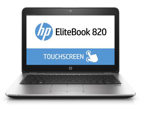 EliteBook 820 G3 front facing_TS