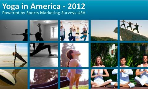 Facts & Statistics - Yoga in America, 2012