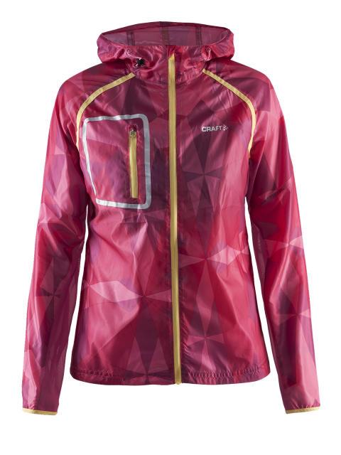Focus hood jacket (dam) i färgen geo pop