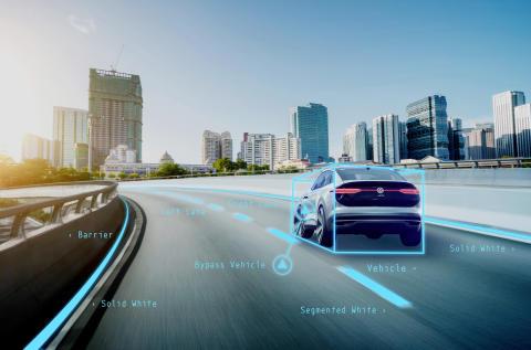 Volkswagen og Ford - autonom kørsel
