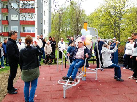 AB Skövdebostäder tilldelas SABOs bopris 2014