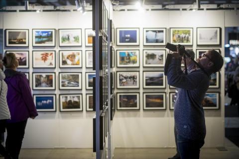 Fotomässan – ett givet nav för kunskap och inspiration