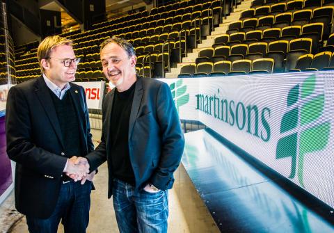 Martinsons och Skellefteå AIK i fördjupat samarbete
