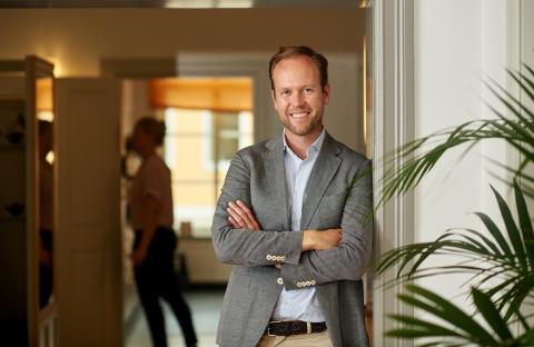 Robert Persson Asplund, chefspsykolog