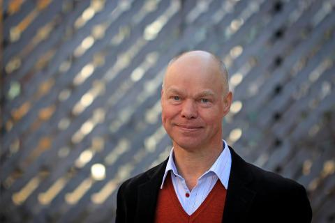 Gunnar Karlsson, professor vid Skolan för elektro- och systemteknik på KTH. Foto: Peter Larsson.