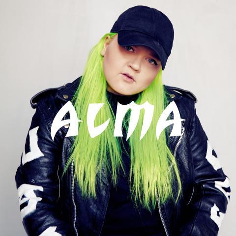 Stjärnskottet ALMA släpper EP och ny singel!