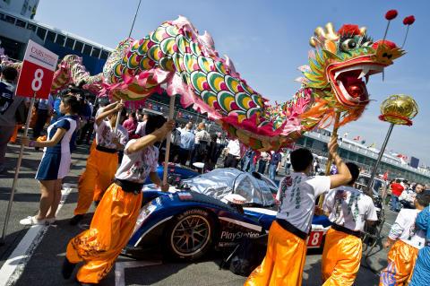 Peugeot afsluttede ILMC med dobbeltsejr i Kina