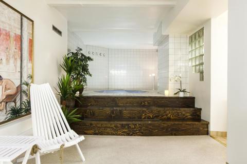 Svenska hotellrum med egen spa-upplevelse