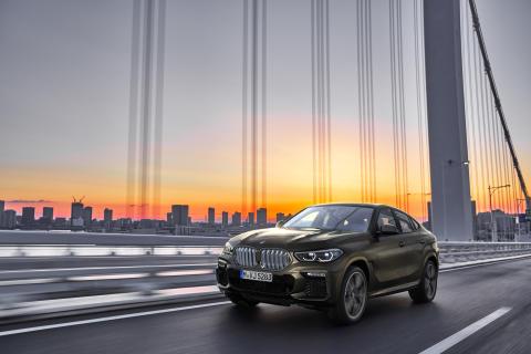 BMW:n kohokohdat Frankfurtin autonäyttelyssä 2019