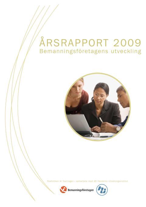 Bemanningsrapport helår 2009