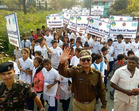 Återställande av Moral och Respekt i Indien