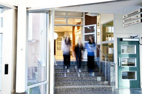 Strömbackaskolan blickar framåt och planerar för år 2025