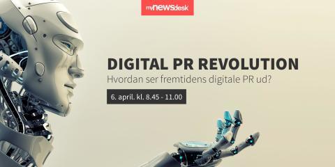 Digital PR Revolution: Hvordan ser fremtidens digitale PR ud?
