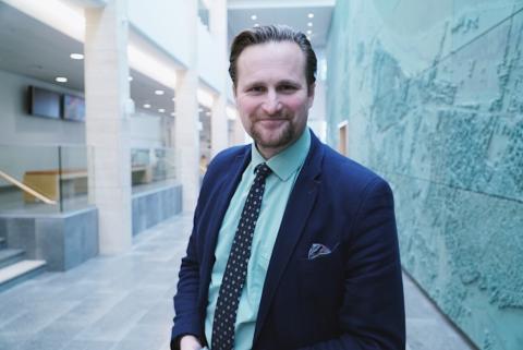 Carl Johan Sonesson (M): Låt det bli nya brolopp över Öresund