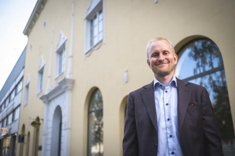 Samppa Lajusen sijoitusyhtiö investoi energiatehokkuuteen