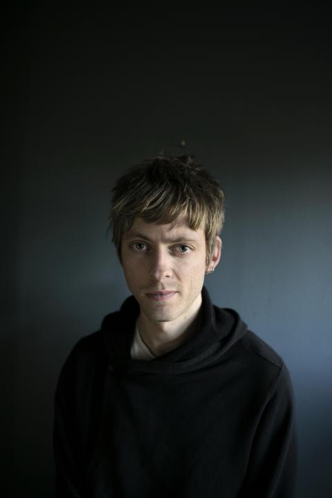 Foto av Theis Ørntoft.  Foto: Lërke Posselt