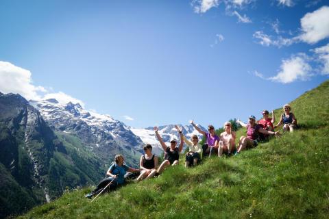 """10 høydepunkt med 10 ville """"Jomfruer"""" i Alpene"""