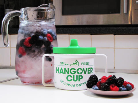 Hangover Cup
