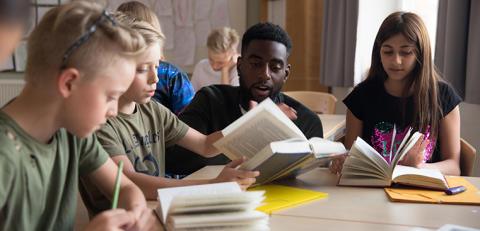 Seminarium i Almedalen 4 juli: Så får vi fler pojkar att lyckas i skolan