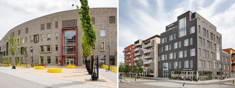 Hyllievångskolan belönas med Stadsbyggnadspriset