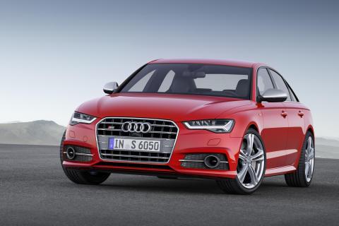 Tjänstebilsfavoriten  Audi A6 i ny effektiv och kraftfull form