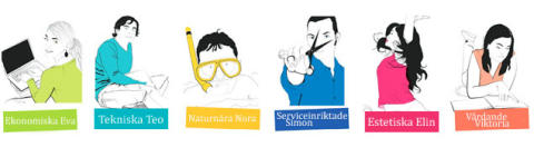 Studentum lanserar yrkes- och utbildningstest för unga
