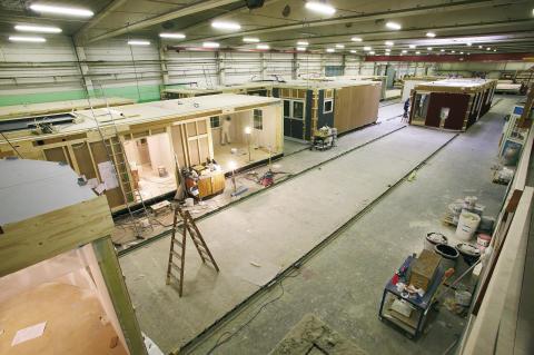 Småhusindustrin höjer prognos för 2010