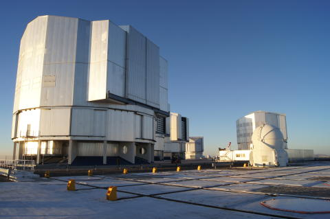 Dansk højteknologi til europæisk superteleskop i Chile