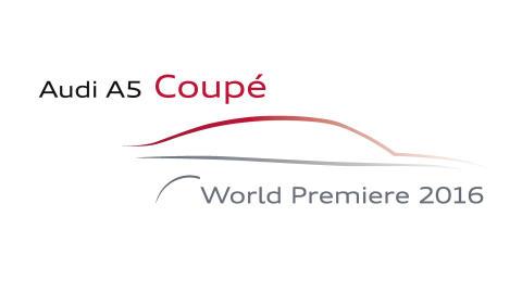 Kom med til Audi A5 Coupé-verdenspremiere