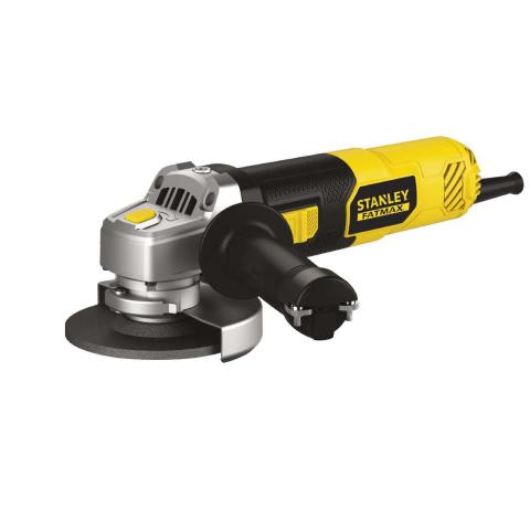 STANLEY® updates FATMAX® Small Angle Grinders range with No Volt release switch