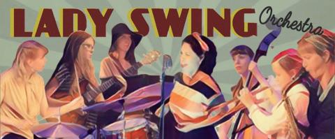 Red Hot Club: Lady Swing Orchestra