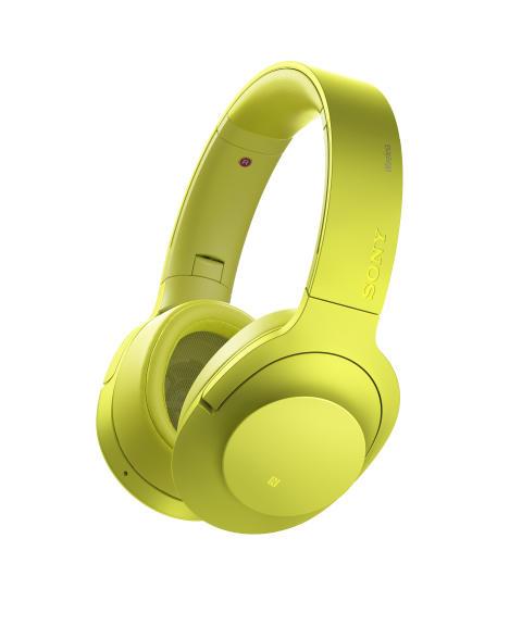 h.ear on wireless keltainen