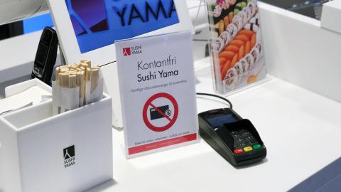 Sushi Yama - Kontantfri kedja