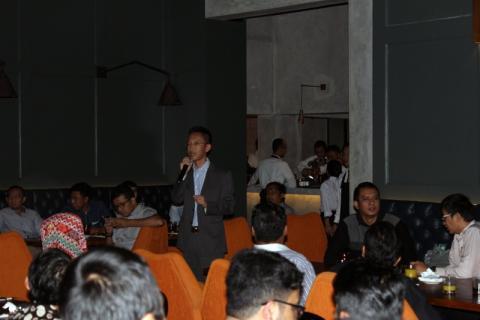 Media Gathering dan Buka Puasa Bersama Epson Indonesia 2016