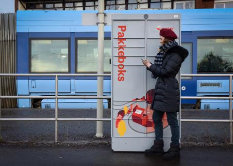 Posten Norge øker til 8 000 utleveringssteder i Norden