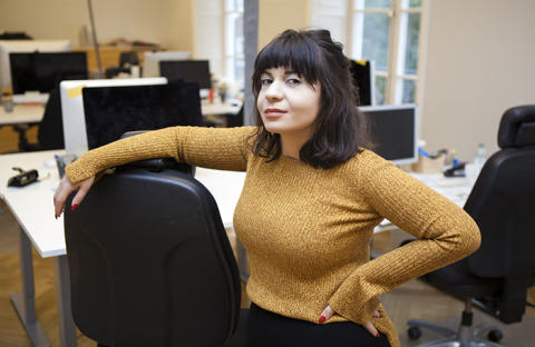 Sarah Delshad är FAB Medias nya röst!