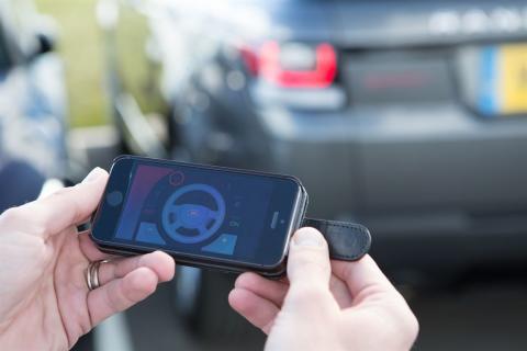 Fremtidens app kan parkere din bil