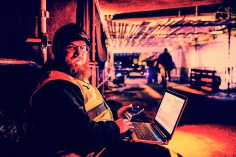 Lights in Alingsås festival work towards environmental diploma