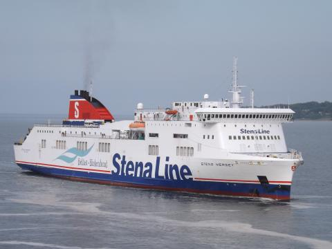 Stena Line celebrates five successful years on Belfast routes to Liverpool and Heysham