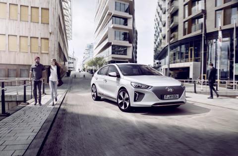 Hyundai lanserar privatleasing för sina populära miljö- och familjebilar