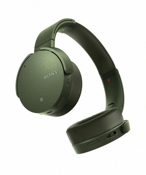 MDR-XB950N1 von Sony_grün_5