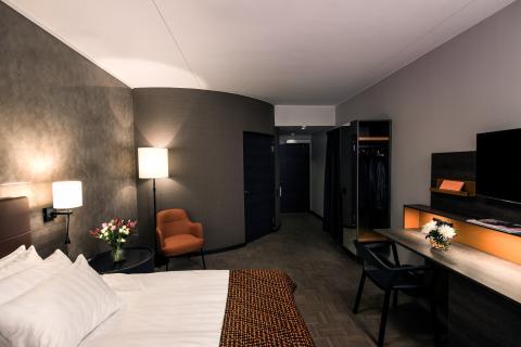 Sveriges mest tillgängliga hotell - en del av expansiva Haninge