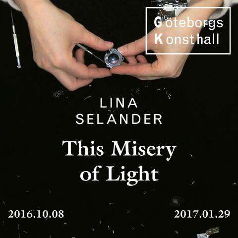 LINA SELANDER – This Misery of Light