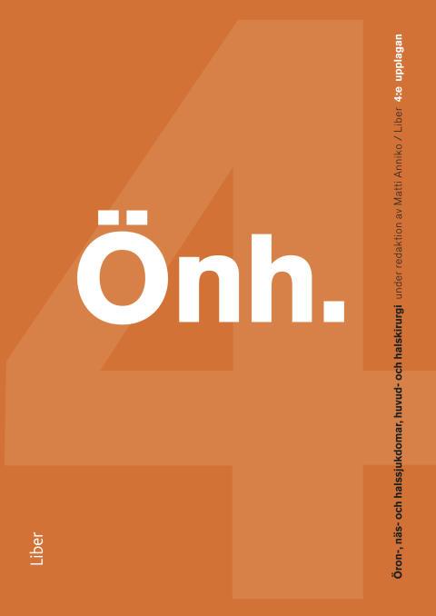 ÖNH - Öron- näs- och halssjukdomar, huvud- och halskirurgi, bok med eLabb