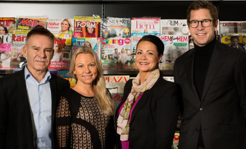 Unikt samarbete hyllar tidskriftsläsarna