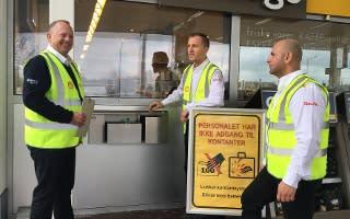 Shell Stationer har succes i kampen mod svind og røverier