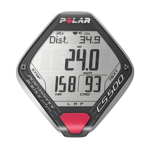 Produktbilder - Polar CS500+